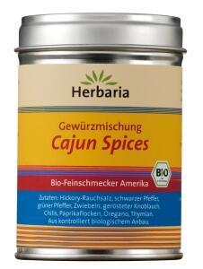 Herbaria Cajun Spices, Gewürzmischung
