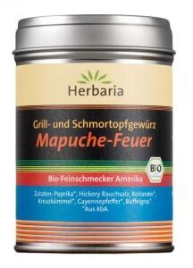 Herbaria Mapuche-Feuer, Grill- und Schmortopfgewürz