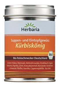 Herbaria Kürbiskönig, Suppen- und Eintopfgewürz