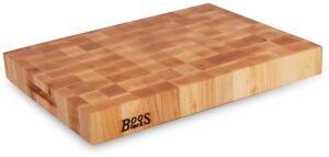 Boos Blocks Hackbrett aus Ahorn, 51 x 38 cm