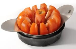 GEFU Tomaten- & Apfelteiler POMO