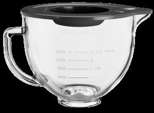 KitchenAid Glasschüssel 4,83 l