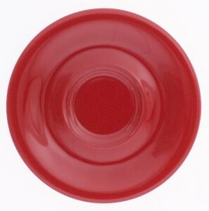 Kahla Pronto Untertasse 16 cm rot
