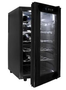Lacor Weinkühlschrank für 18 Flaschen