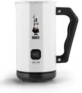 Bialetti elektrischer Milchaufschäumer MK02 Weiß