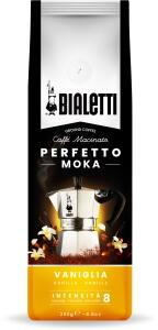 Bialetti gemahlener Kaffee Perfetto Moka Vaniglia 250g