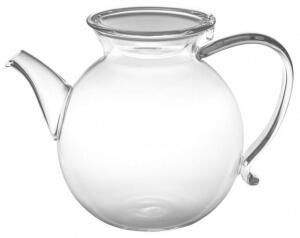 Carl Henkel Glaskanne Potto mit Glasdeckel