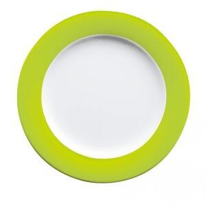 Kahla Pronto Brunch-Teller flach 23 cm in limone