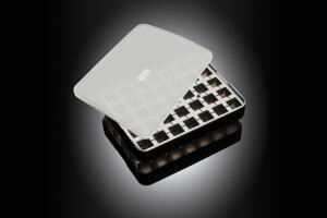 Lurch Eiswürfelbereiter Cubes 2x2 cm