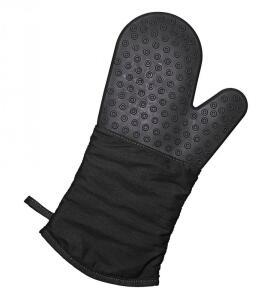 Lurch Backhandschuh in schwarz