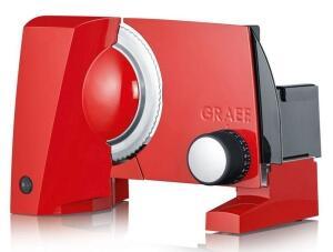 GRAEF Allesschneider Sliced Kitchen SKS 10003 in rot