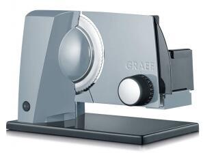 GRAEF Allesschneider Sliced Kitchen SKS 11000 in grau