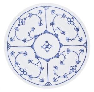Kahla Tradition Frühstücksteller 19 cm in Blau Saks