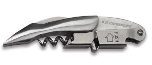 Le Creuset Screwpull Kellnermesser WT-110 Metal