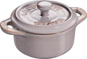 Staub Mini Cocotte in antikgrau