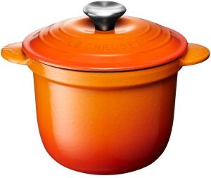Le Creuset Cocotte Every in ofenrot