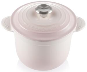 Le Creuset Cocotte Every in shell pink
