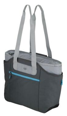 alfi Isoliertasche isoBag M in space grey, 23 L
