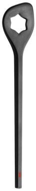 Silit Kochlöffel mit Loch Extra Line
