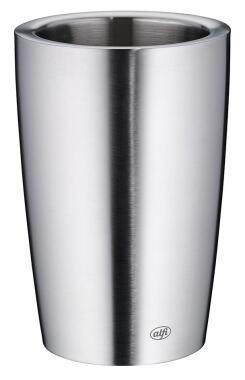 alfi Flaschenkühler Secco aus Edelstahl, matt