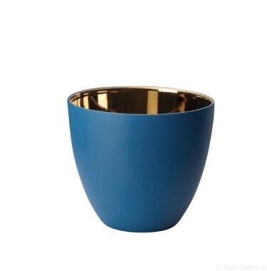 ASA Windlicht, blau