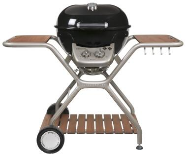 Outdoorchef Gaskugelgrill Montreux 570 G in schwarz