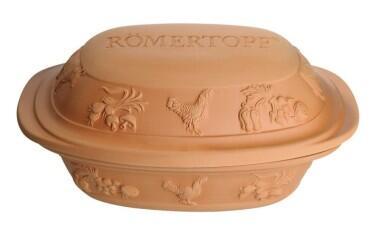 Römertopf Rustico groß