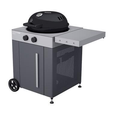 Outdoorchef Gaskugelgrill Arosa 570 G Steel