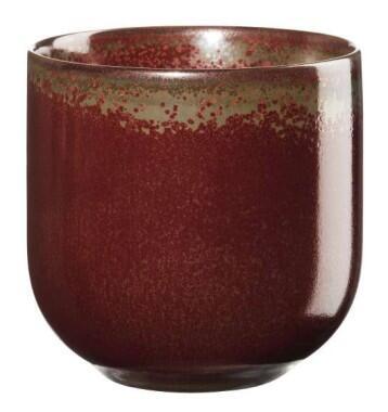 ASA Teeschale 2er Set coppa rusty red
