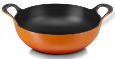 Le Creuset Balti Dish in ofenrot