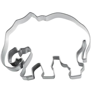 Städter Ausstechform Elefant 7 cm
