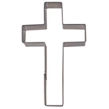 Städter Ausstechform Kreuz 9 cm