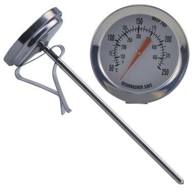 Städter Thermometer Fett- und Frittier-Thermometer 14 cm
