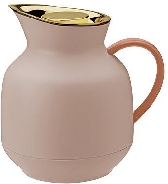 Stelton Isolierkanne Tee Amphora in soft peach