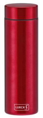 Lurch Isolierflasche Lipstick in cherry red