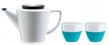 Viva Scandinavia Tee-Set Infusion in blau, 3-teilig