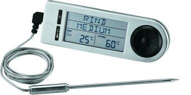 Rösle Bratenthermometer digital für den Grill