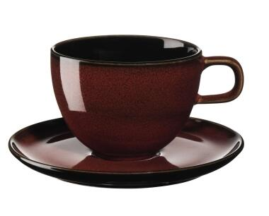 ASA Kaffeetasse Kolibri in rusty red