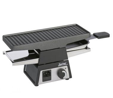 Spring Raclette2+ Basismodul in schwarz