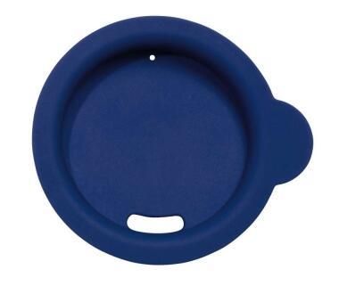 ASA Silikondeckel für To Go-Becher thermo in blau