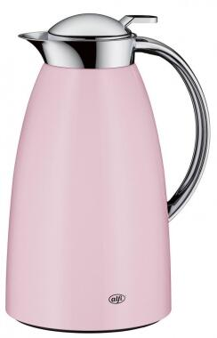 alfi Isolierkanne Gusto Metall in quarz rosé matt, 1 Liter