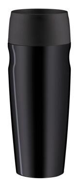 alfi Isolier-Trinkbecher isoMug in schwarz