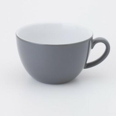 Kahla Pronto Frühstücks-Obertasse 0,40 l in grau