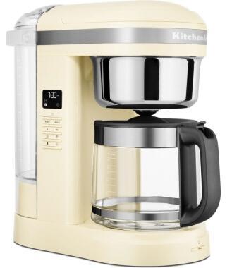 KitchenAid Drip-Kaffeemaschine in creme