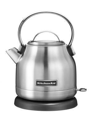 KitchenAid Wasserkocher in edelstahl, 1,25 L