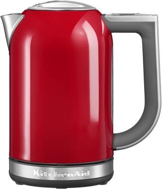 KitchenAid Wasserkocher in empire rot, 1,7 L