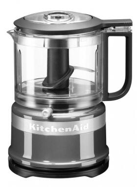 KitchenAid Zerhacker in kontur-silber