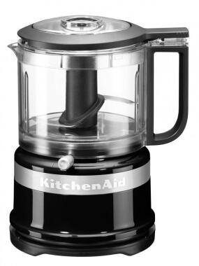 KitchenAid Zerhacker in schwarz