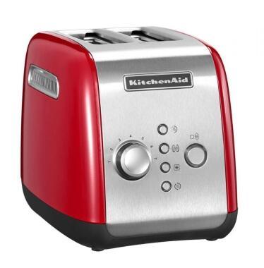 KitchenAid Toaster 2-Scheiben in empire rot