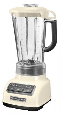 KitchenAid Blender / Standmixer Rautendesign in creme